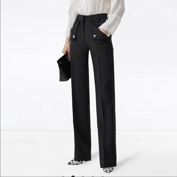 Burberry Pants - Stylish Burberry Black Pants